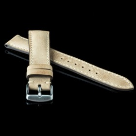 Padded Calf Leather Skimo Pull