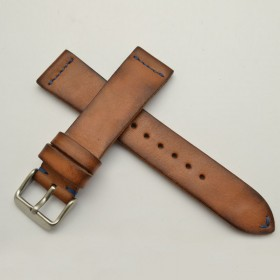 "Minimal traversed leather ""Patina Vintage"""