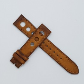 "Flat Zuoletan Leather ""Patina Vintage"""
