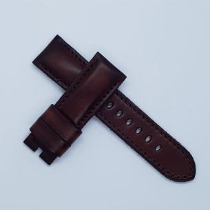 """Plana marrón claro """"patina vintage"""". Estrecha"""