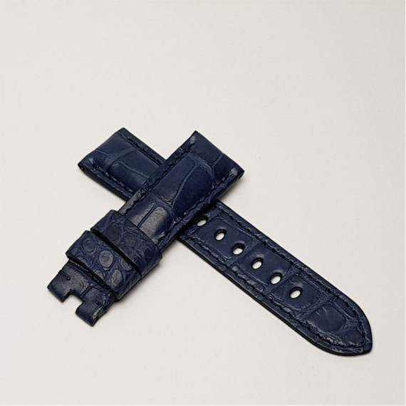 Padded Blue Alligator