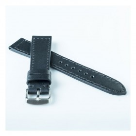 Flat Calf Leather Black Premier - Stock