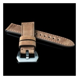 Flat Calf Leather Pull Español. Wide- Stock