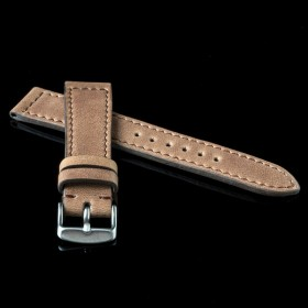 Flat Calf Leather Pull Español